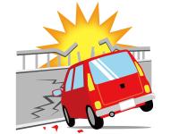 オーバーワークでの交通事故